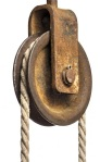metal-pulley